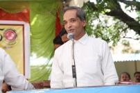 Our General Treasurer Er. R.Badri Narayanan addressing in the inaugural function of MDB at Chennai on 02.10.2016