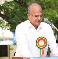 Thiru.G.Rajagopal, Member, TNERC addressing in the Inaugural Function of MBD @ Chennai on 02.10.2016