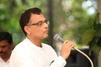 Dr.M.Sai Kumar, IAS, CMD / TNEB addressing in the Inaugural Function of MBD @ Chennai on 02.10.2016