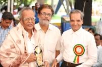 Thiru.S.Rathinasabapathy, General Secretary of TMTM Sangam in hounoured in the inaugural function of MDB at Chennai on 02.10.2016
